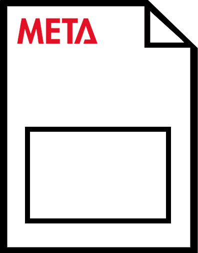 META Order Catalogue English